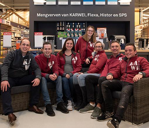 Contact en openingstijden karwei bodegraven for Karwei openingstijden zondag